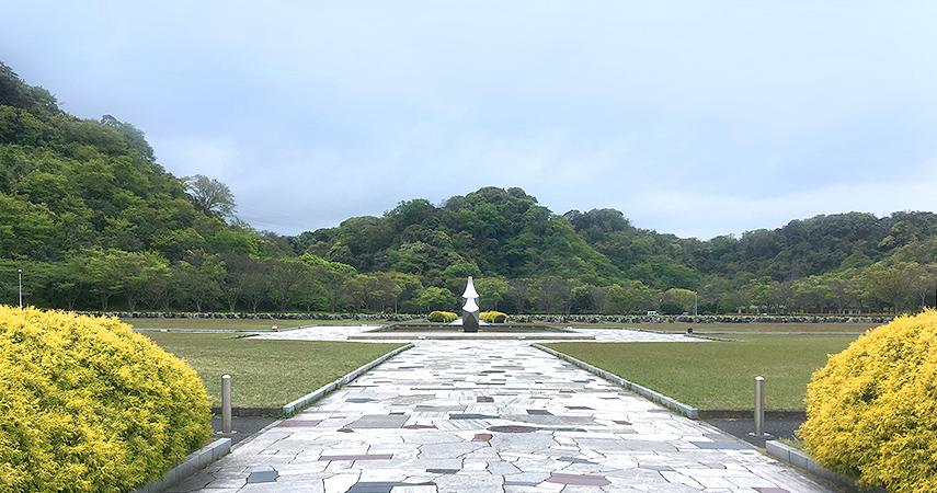 公園墓地の写真1