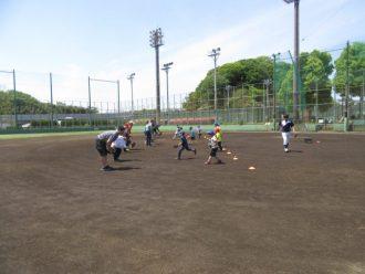 主催イベント:親子野球教室を開催します!の画像