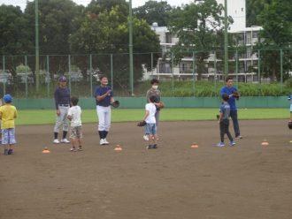 主催イベント:11/13(土)親子野球教室を開催します!の画像