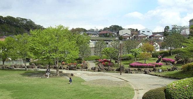 港南台の公園